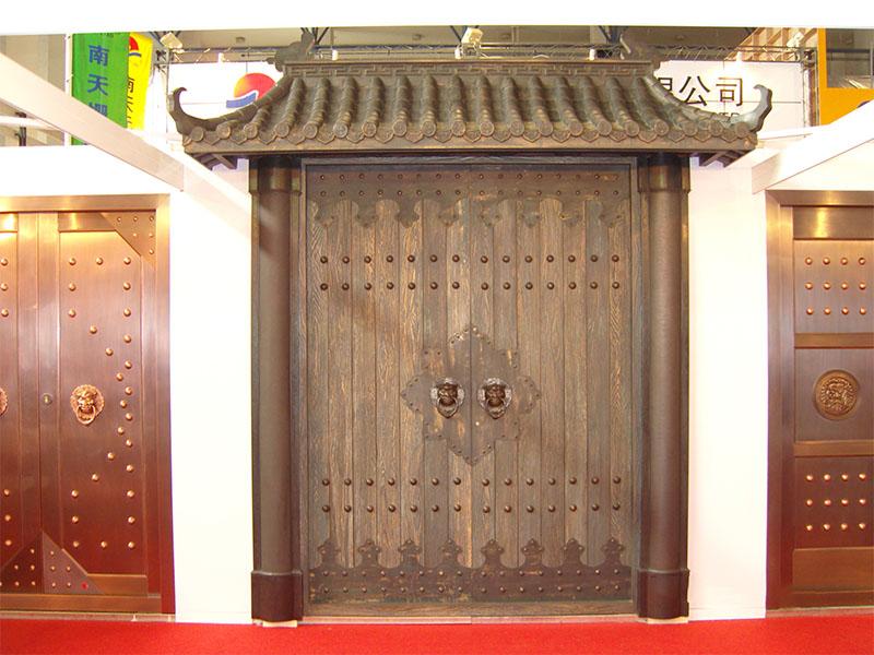 别墅铜门-005