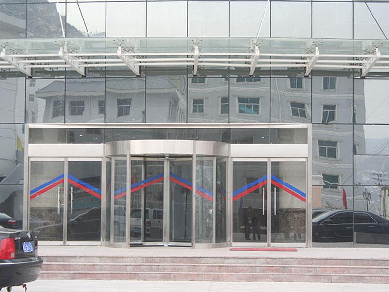 延川宾馆三翼